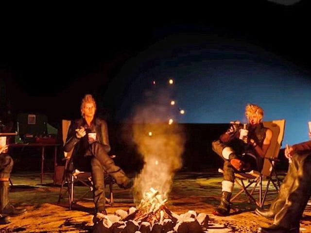 I Cry Every Time: Final Fantasy XV – The Last Campfire