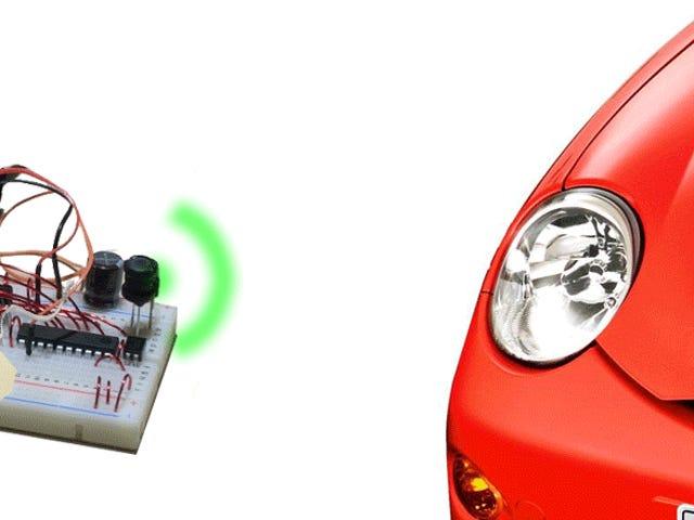Wie ein 14-jähriger ein Auto mit $ 15 Wert der Radio Shack Teile zerhackte