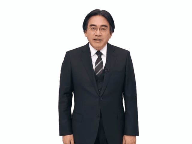 Ultra Sun and Moon Shouts Out The Time Iwata Helped Save Pokémon
