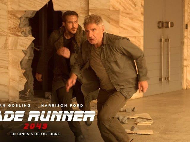Blade Runner 2049 - Trailer og Cortos