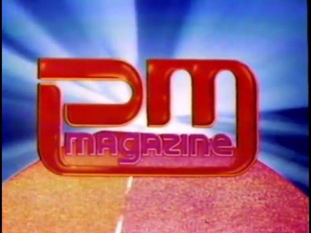 PM Magazine and Chef Tell