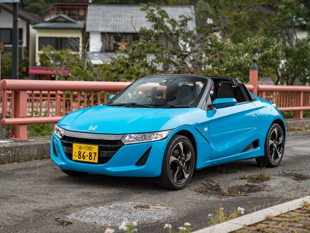 What Do You Want To Know About the Honda S660?