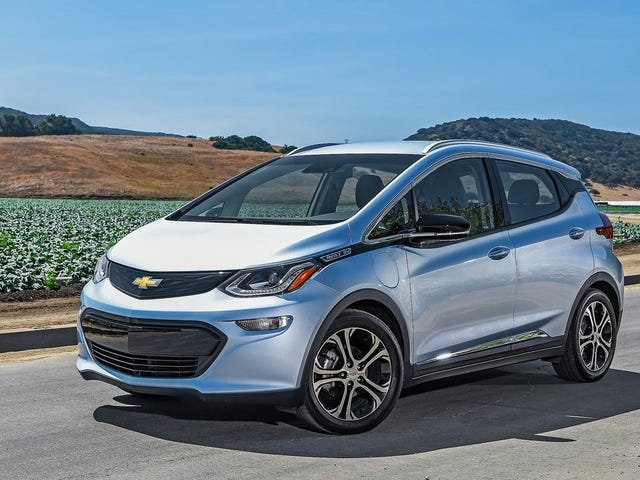 The Chevy Bolt Outsold The Volt And Now It's Awkward