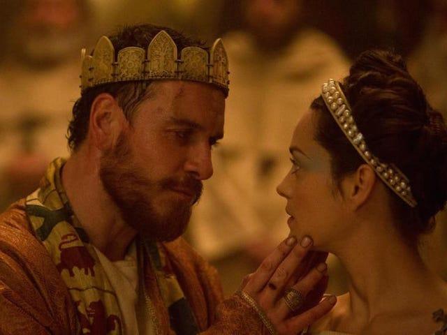 <i>Macbeth</i> Michaela Fassbendera jest niesamowicie ponury Spójrz na Szalonego Króla Szekspira