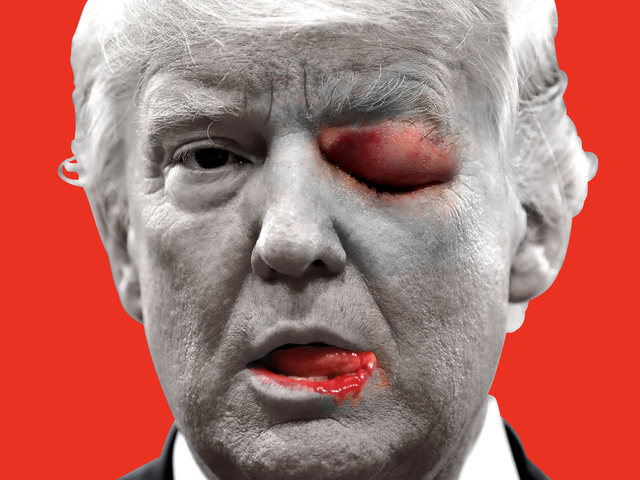 How to Win: Challenge Donald Trump to a Physical Fight Every Day