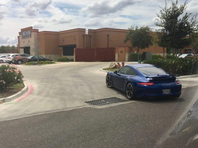 DOTS: Porsche humor