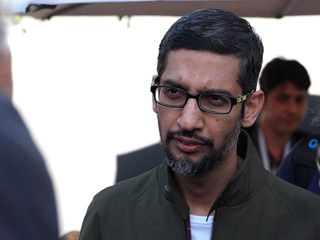 Here's Why Google Just Got Hit With a Record $5 Billion Fine