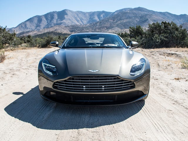Here's How The Aston Martin DB11 V8 Really Compares To The V12