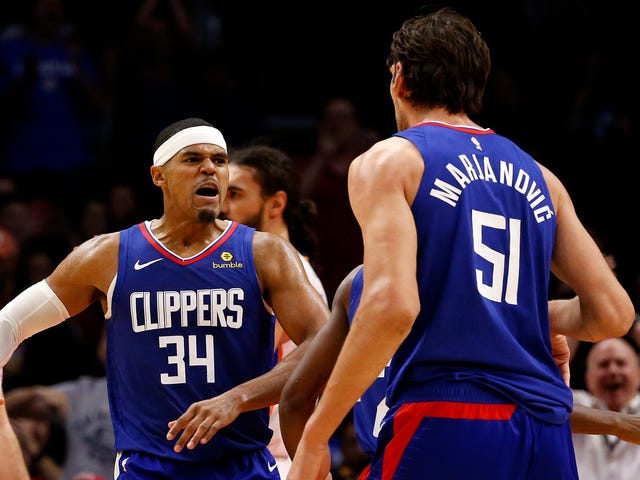 Bobi And Tobi's Beautiful Friendship Survives The Clippers-Sixers Trade [Update]