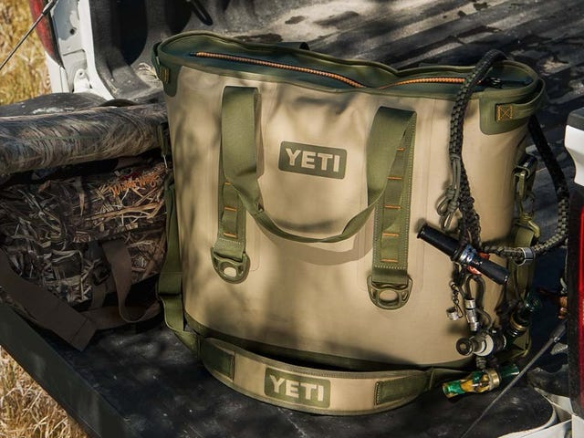 YETI's Hopper 40 Soft Cooler Is Actually Somewhat Affordable, Today Only