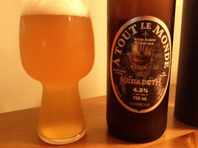 Много вкуса и ароматов для небольшого количества пива.  Персик, сливки, очень светлые гвоздики, апельсин, цитрусовый хмель