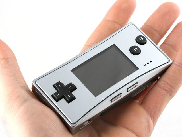An Ode to The GBA Micro - The Best Portable I Never Had