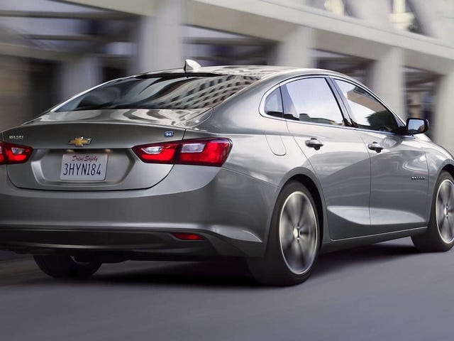 Dead: Chevrolet Malibu Hybrid, Which Was A Thing? I Didn't Know That