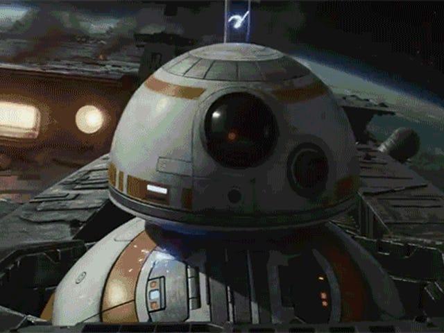 Tous les secrets des batailles à venir cachés dans la nouvelle <i>Star Wars: The Last Jedi</i> Trailer