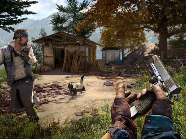 Jugar con un amigo agrega profundidad a la superficie plana de Far Cry 4