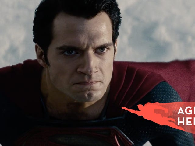 For better or worse, Man Of Steel is the exact Superman movie Zack Snyder wanted to make