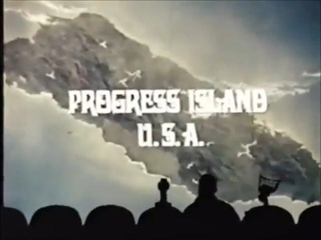 """Progress Island, États-Unis"" - MST3K 621"