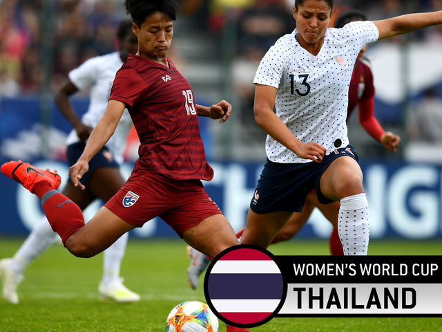 Thailand's World Cup Hopes Could Hinge On Not Getting Stomped By The USWNT