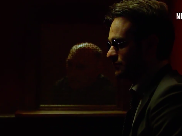 Even a Catholic Priest Wants Daredevil to Lighten the Hell Up in the First Defenders Clip