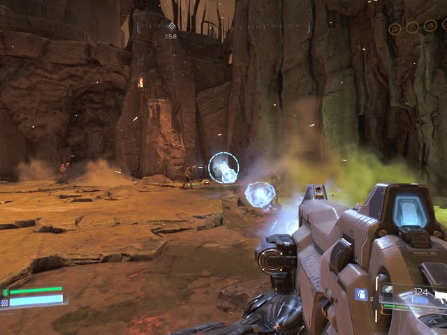 วิธีการปรับปรุงปืนในการ <i>Doom</i> (2016)