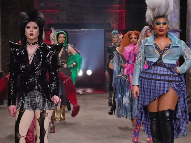 RuPaul's Drag Race reveals the season 12 competing queens