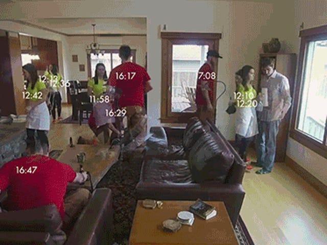 Nytt FLIR-sikkerhetskamera setter timer på film i bittesorterte klipp
