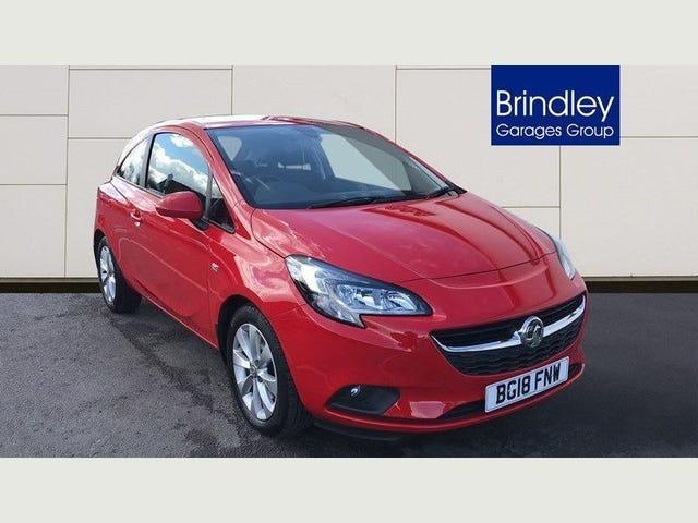 Yeni Vauxhall Corsa. (Başparmak görüntüsünde kırmızı olanı şudur)