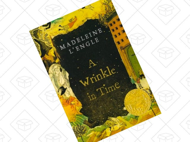 Read A Wrinkle In Time Before The Movie Comes Out This March