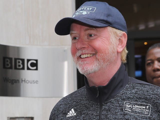Disgraced Former Top Gear Host Chris Evans Is Still The Highest Paid Presenter At The BBC
