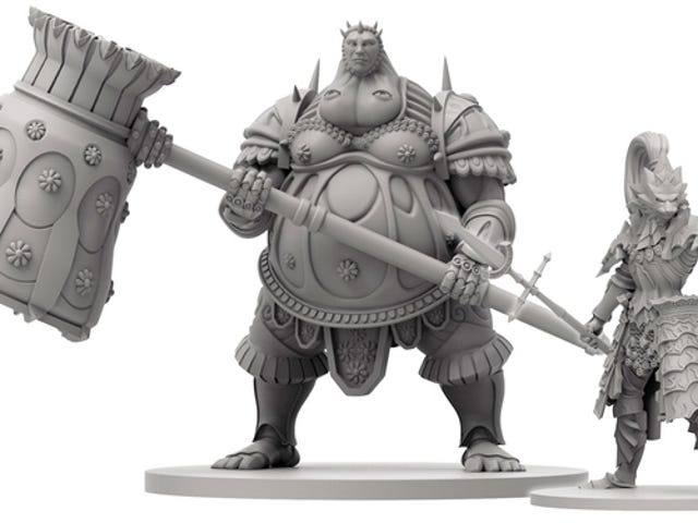 Crowdfunded <i>Dark Souls</i> Board Game Raises $200,000 In Less Than Two Hours