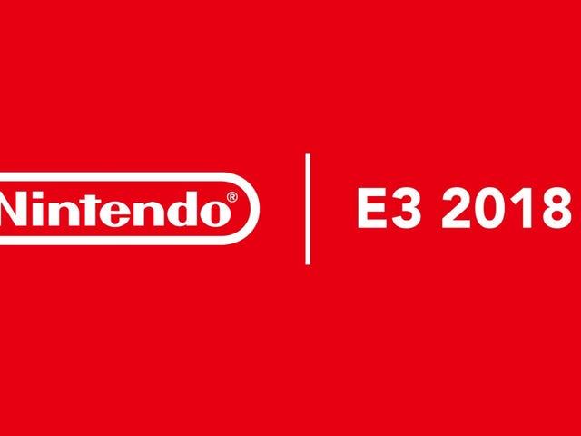 Premières impressions sur Nintendo E3 Presentation et Treehouse
