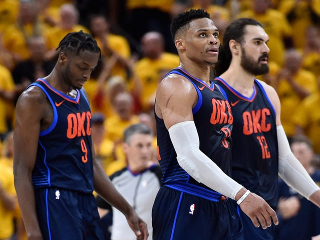 The OKC Thunder—Yeah, The Thunder—Now Have The Most Expensive Roster In NBA History