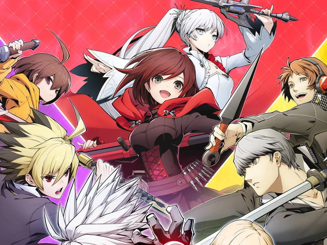 You Can Conjure Corners Out Of Thin Air In BlazBlue: Cross Tag Battle