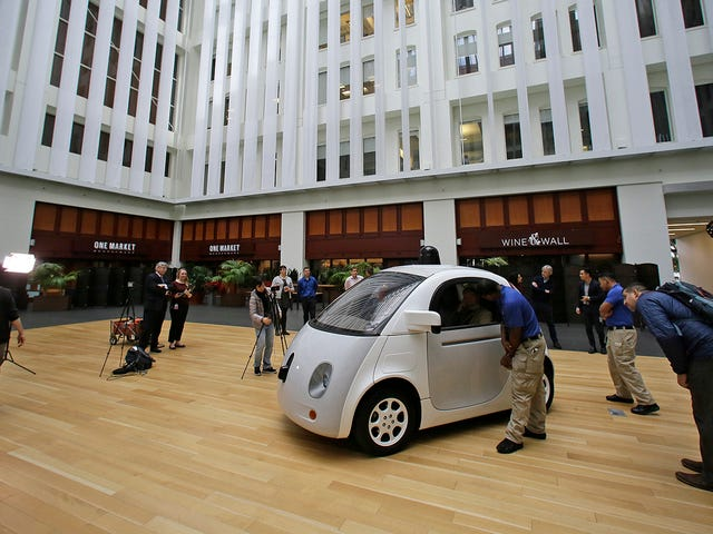 Judge Spares Uber's Self-Driving Car Program, For Now