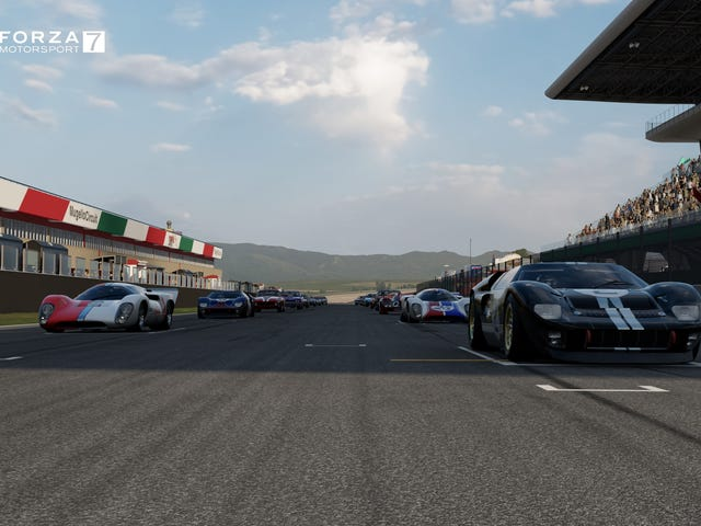 The Oppositelock Forza 7 Endurance Championship, Round 11: Results + Replay