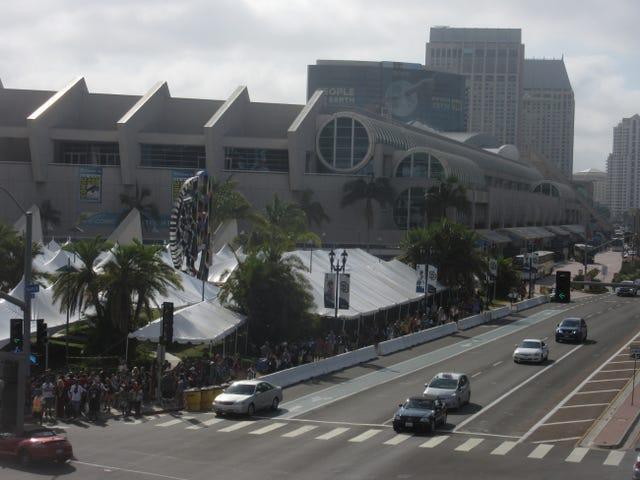 Sunday, So the Sun Sets on Comic Con