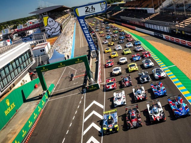 Next Season The FIA WEC Entry List Is Getting Smaller But Maybe Not Worse