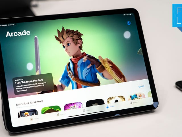 Okay, Apple Arcade Is Probably Going to Be Good