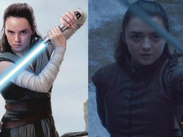 ¿Es Arya realmente una Jedi?