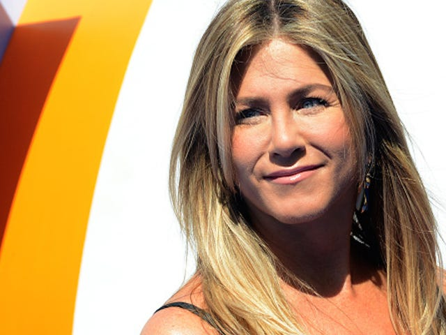 Jennifer Aniston: 'I'm Not Completely Sure What I'm Doing'