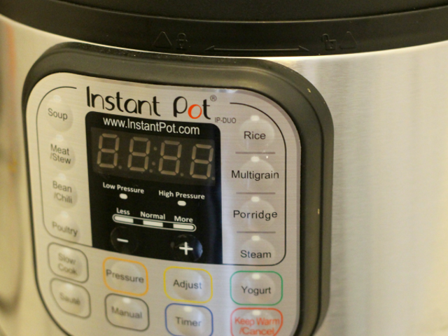 How to Cook a Couple of Chicken Thighs in Your Instant Pot