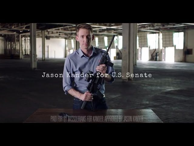 Jason Kander is one to watch
