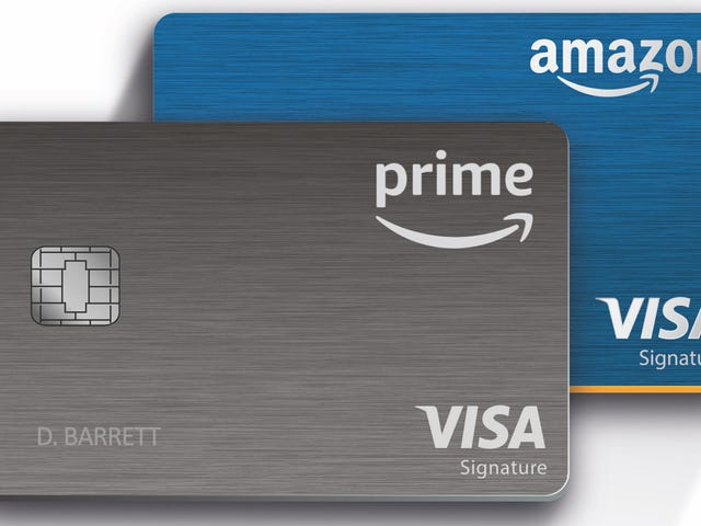 Amazon and Chase Will Not Give Me a Straight Answer About What They Do With My Credit Card Data<em></em>