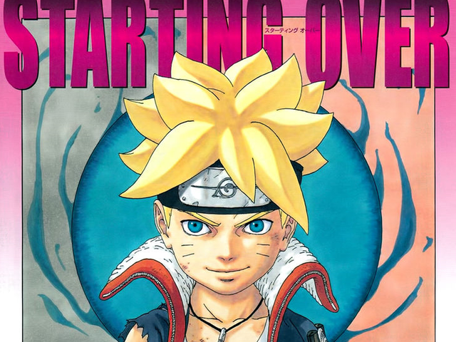 "Boruto: Naruto Next Generations - Chapter 10 ""My Story"" Impressions"