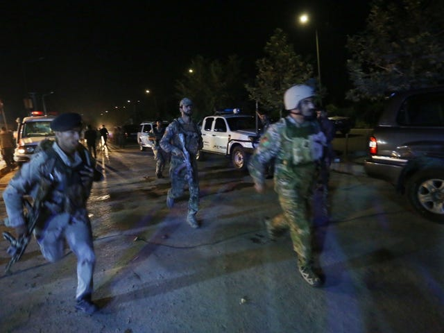American University in Kabul Reportedly Attacked By Militants, Students Remain Trapped Inside