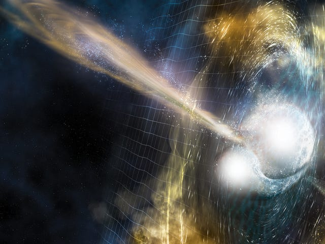 Observatories Across the World Announce Groundbreaking New Gravitational Wave Discovery