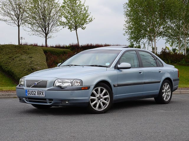 Oppo educate me on the 1st gen Volvo S80