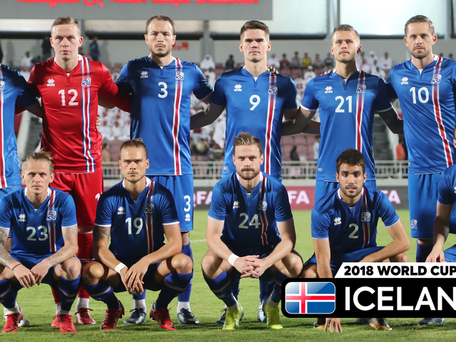 Iceland Are Still Underdogs, But They Can't Be Counted Out