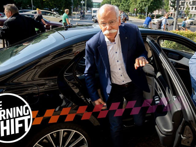 A Non-German Will Lead Daimler For the First Time Ever
