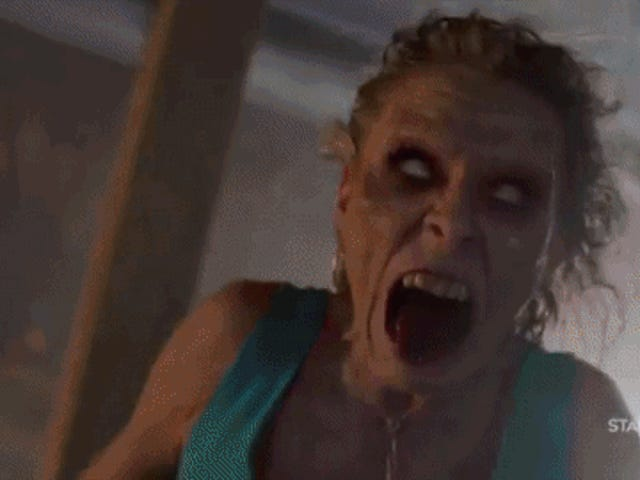 Go Behind the Scenes withAsh vs Evil Dead's Gloriously Gross Special Effects